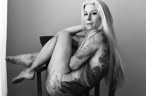 56 yrs old woman 5ft 2 this 56 year old takes naked photos of her tattoos t