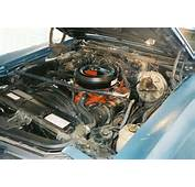 1969 Chevelle Ss 396 Engine Compartment  LZK Gallery