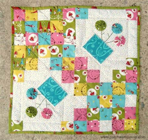 pattern regex exle in spring spring blossoms small quilt tutorial