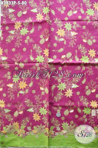 Kain Batik Pink jual kain batik warna pink bahan pakaian wanita muda dan