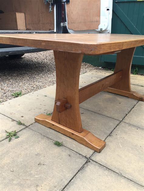 antique refectory table antiques atlas oak refectory table by acorn