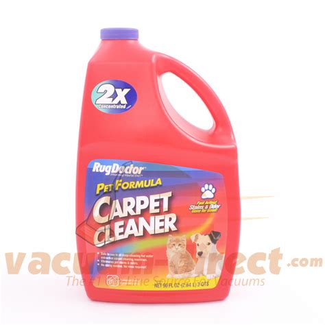 Rug Washer by Rug Doctor 96oz Pet Formula Carpet Cleaner