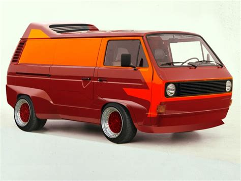 volkswagen van wheels vw transporter t3 vanagon custom vans pinterest