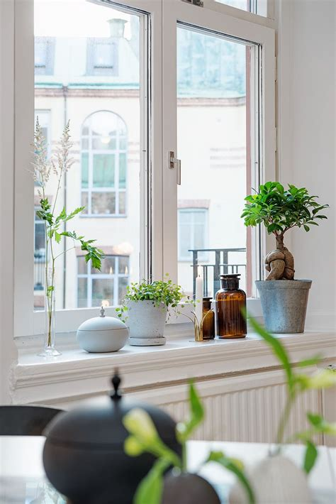Kitchen Window Sill Decorating Ideas | de h 246 ga f 246 nstren ger fin kontakt med himlen interior
