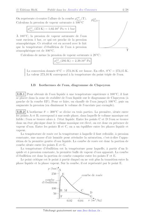diagramme potentiel ph du cadmium corrigé doc solus