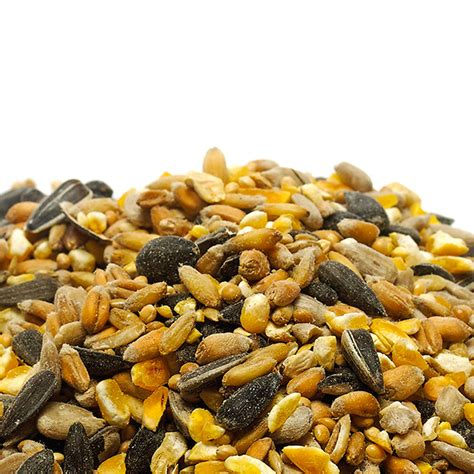 table bird seed mix 1 8 kg sack rspb wild bird food