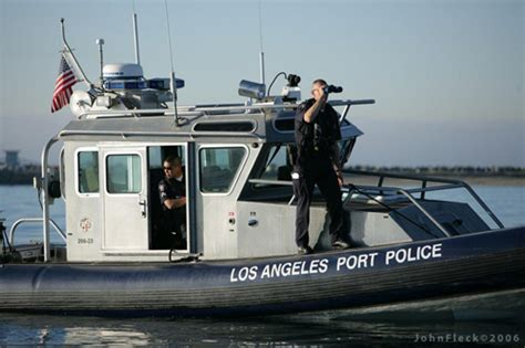 river boat pilot salary the port of los angeles security