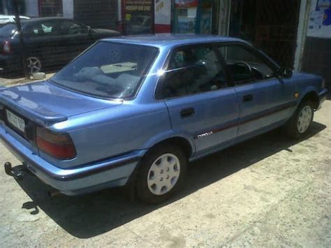 Toyota Corolla For Sale By Owner Toyota Corolla Rxi For Sale Durban