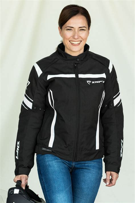 Motorradbekleidung Damen Textil by Difi Helen Aerotex 174 Damen Motorradjacke Im Motoport Onlineshop