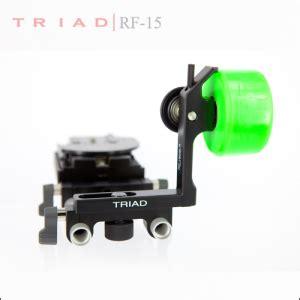 triad rf 15 compact lightweight gearless follow focus
