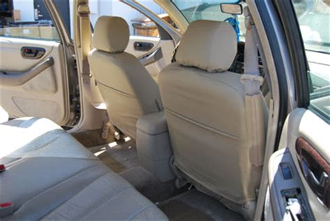 2000 toyota avalon seat covers toyota avalon 2000 2004 leather like custom seat cover ebay