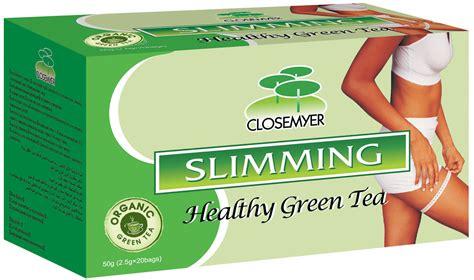 Teh Sliming Tea by Closemyer Healthy Green Tea
