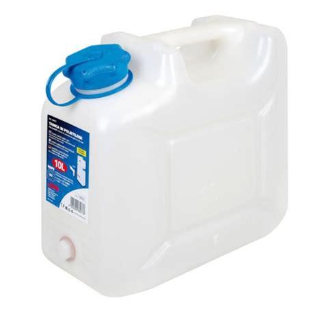 tanica acqua con rubinetto tanica trasparente 10 litri con rubinetto