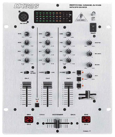 Info Mixer Audio behringer dx626 mixer audio service manual schematics eeprom repair info for