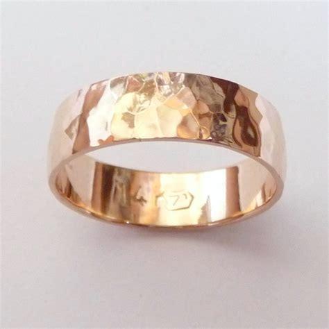 rose gold rose gold ring rose gold ring on etsy