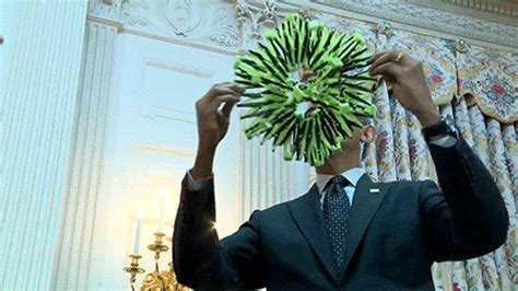 president barack obama white house science fair gif find
