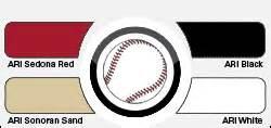 diamondbacks colors pro baseball colors cornchucker llc your source for