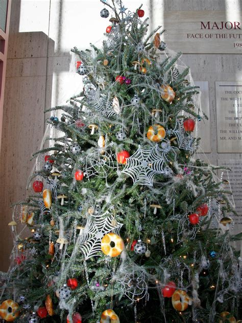 arachtober tree a magical ukrainian christmas by the