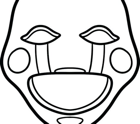 Fnaf 4 Coloring Pages by Fnaf Coloring Pages Nightmare Five Nights At Coloring