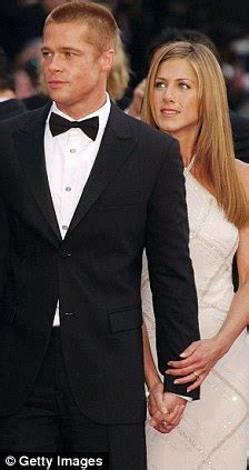 brad pitt on jennifer aniston marriage: 'my life is more