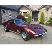 1969 Corvette 427  Chevrolet Stingray