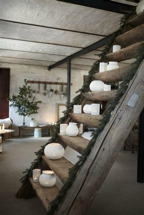 immagini arredate gli interni delle scandinave arredate per natale
