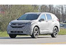 2019 Honda CR-V Redesign