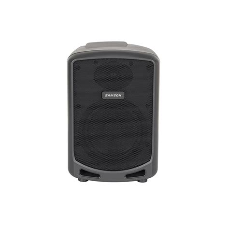 Samson Xp106 Rechargeable Portable Pa With Bluetooth samson expedition express rechargeable portable pa speaker with 6 quot woofer bluetooth idjnow