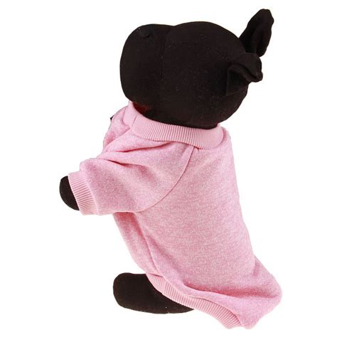 baju anjing lucu bahan polyester size l pink jakartanotebook