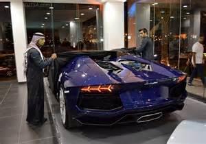 Lamborghini Kuwait Lamborghini Aventador Roadster Launched In Jeddah