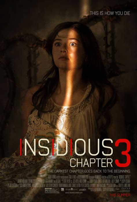Insidious Chapter 3 2015 Filmaffinity | insidious chapter 3 poster daily dead