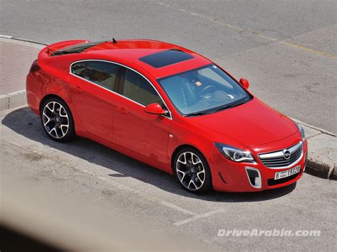 opel dubai so we got a 2014 opel insignia opc drive arabia