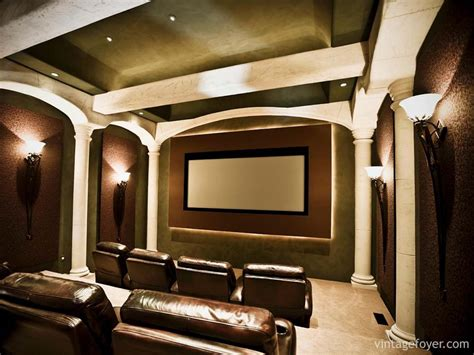 Taking Home Theaters To A 39 Stunning And Inspirational Home Cenima Design Ideas