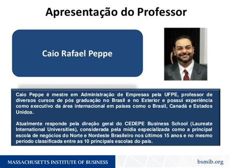 Mba Internship Brasil by Aula Inaugural Mba Gest 227 O De Neg 243 Cios Internacionais