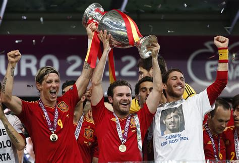 spanish football team euro 2012 spain makes soccer history as euro 2012 tv ratings score