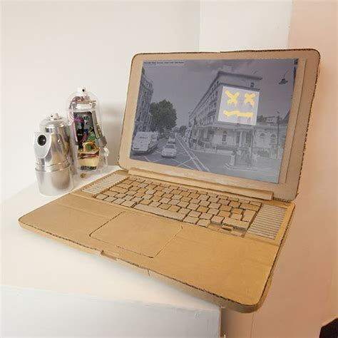 How To Make A Paper Laptop - o brien october 2011