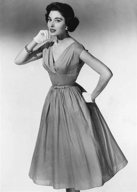 die 50er mode mode der 50er jahre bilder m 228 dchen de