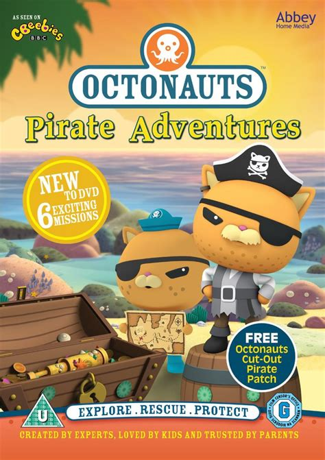 the octonauts underwater adventures box set books octonauts pirate adventures dvd zavvi