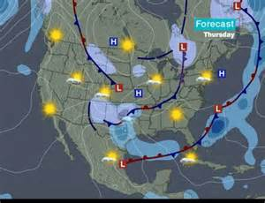 weather maps of weather maps