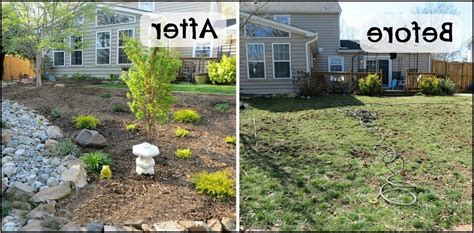 small backyard ideas before after backyard ideas without grass before and after home