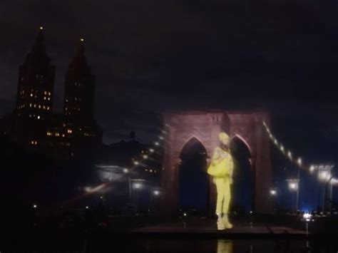 Holograms Replace On New York Catwalks by Ralph Creates A Fashion Show With Holograms