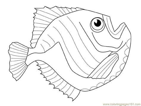 fish coloring book printouts fish printables coloring home
