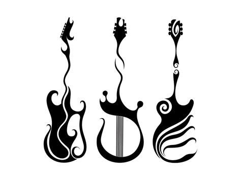 guitars tattoos by nunodias on deviantart