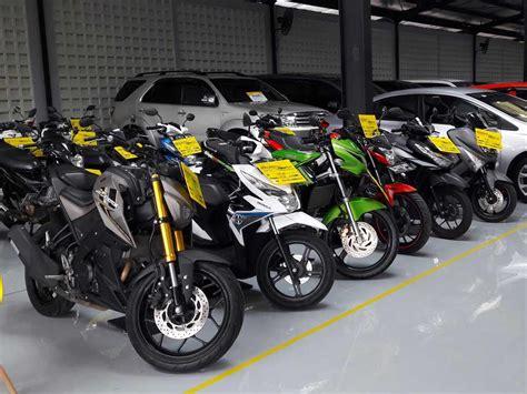 Motor Bekas adira expo jual ratusan motor bekas berkualitas berita