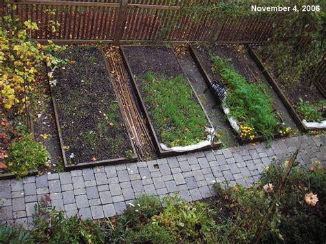 skippys vegetable garden skippy s vegetable garden november 2006