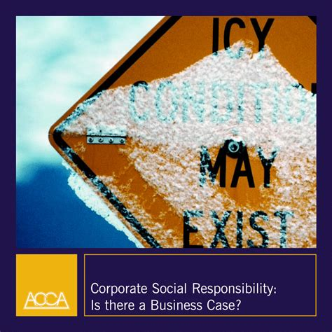 Mba Project On Corporate Social Responsibility Pdf by The Business For Csr Pdf Available