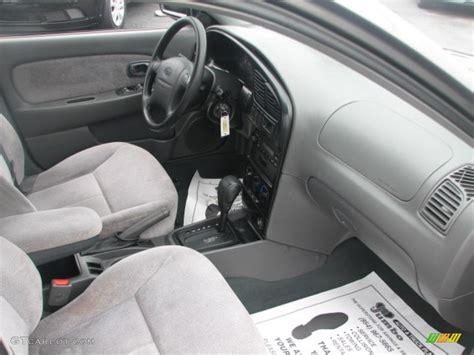 2004 Kia Spectra Interior Gray Interior 2002 Kia Spectra Ls Sedan Photo 39876535