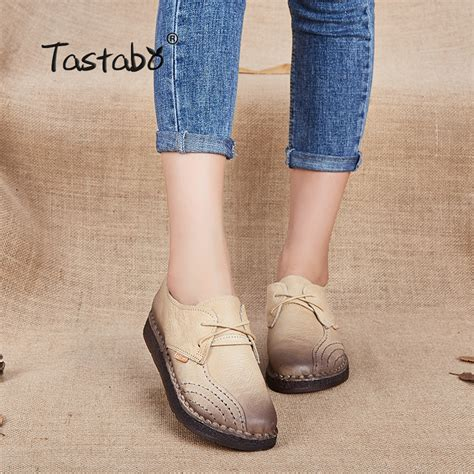 Aliexpress Buy Tastabo Sale Shoe - aliexpress buy tastabo genuine leather flat shoe