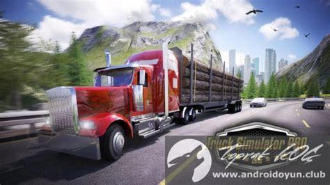 truck apk truck simulator pro 2016 v1 4 apk