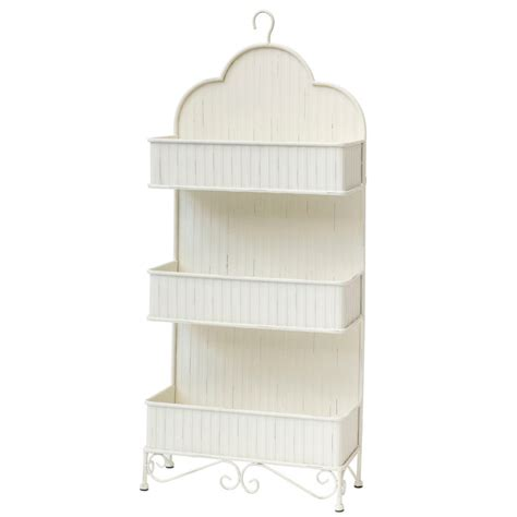 etagere provenzale scaffale etagere provenzale bianco mobili ferro battuto